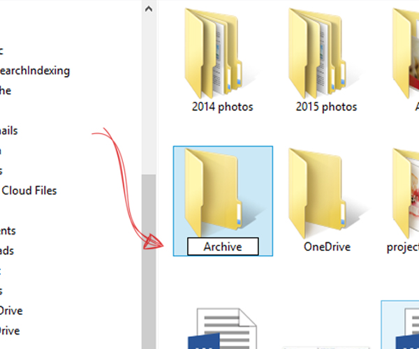 how to clean your computer files
